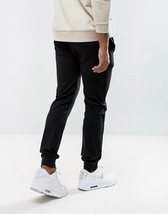 ASOS Lightweight Skinny Jogger in Black - Black