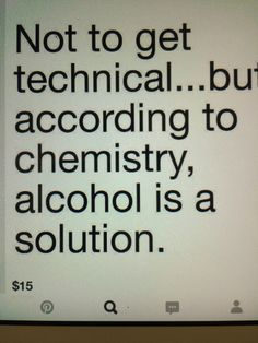 And you can't argue with science...