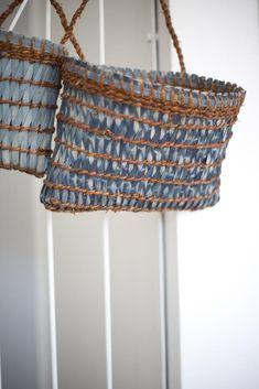 Tim Johnson - Basketmaking - my baskets & otherweavings