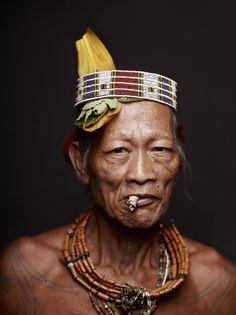 **Study of  Bajak Tolkot, Atabai clan. Siberut, Indonesia   Joey L.