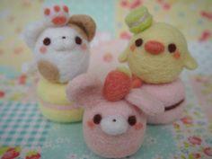 【Mille】Feltneedle wool