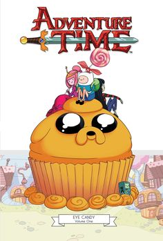 Adventure Time Eye Candy Vol. 1