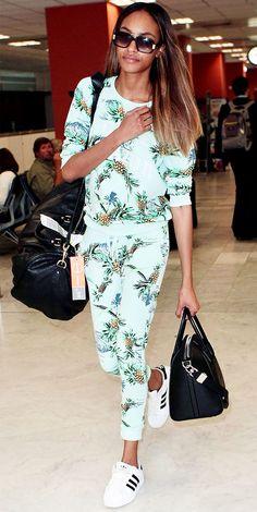 jourdan-dunn-airport-look-moletom-e-tenis-adidas
