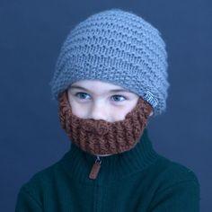 (   ) Ahora con Beardowear padres y niños pueden tener todas las ventajas  de llevar una barba cálida sin soportar ninguno ... 5bb5177795d