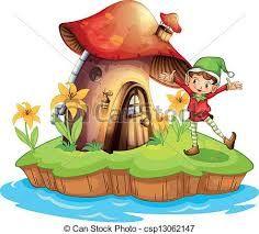 Resultado de imagem para casas cogumelos