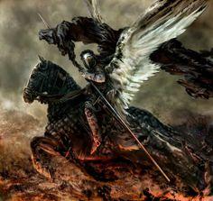 The Four Horsemen .. Death