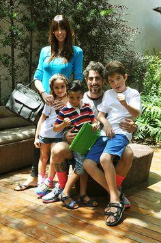 Real Life • Suzana Gullo, Marcos Mion e Família    por Marcos Proença | Marcos Proenca       - http://modatrade.com.br/real-life-a-suzana-gullo-marcos-mion-e-fam-lia