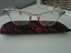 Vintage Cat Eye #Glasses Sold by Stacia