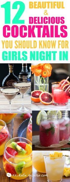 I love my friends and especially after a long work week a cocktail is definitely needed! I love this idea! Create a drink for the girls night in is genius! It fun and flirty and OMG such a great way to spice up the party! DIY girls night for the win! Pinning for later!