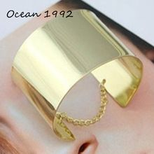 Moda jóias oceano excelente ultra larga pulseira cuff bangle S073(China (Mainland))