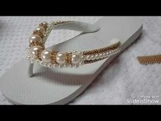 """DIY LINDO CHINELO """"BY BERE"""" (1 PARTE) - YouTube"""