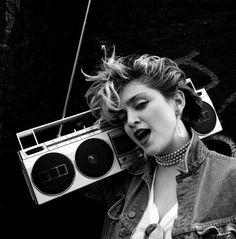 Madonna was my Idol back in the day! 80s Musik, Mtv, Madona, Nostalgia, Idole, New York, Thing 1, Vanessa Hudgens, My Music