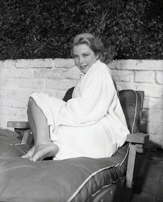 Grace Kelly photographed by Bud Fraker