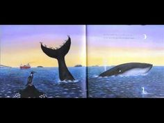 The Snail and the Whale Julia Donaldson - YouTube