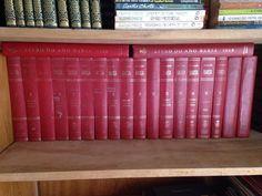 Enciclopédia Barsa Completa - Década De 60 - R$ 1.299,00 no MercadoLivre