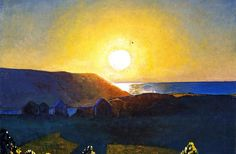 rockwell kent paintings of newfoundland - Google Search