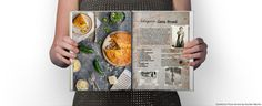 Food bloggers, tastemakers, culinary enthusiasts—make your own food book truly delicious with Blurb.