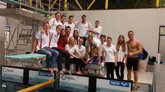 12 Schwimmer aus Nieder-Olm / Wörrstadt tragen großen Anteil am hervorragenden Abschneiden des Landesverbands beim Deutschlandpokal 2014.