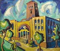 View Building with Figures and Trees by Alexis Preller on artnet. Browse upcoming and past auction lots by Alexis Preller. Max Beckmann, Jean Dubuffet, Anselm Kiefer, Neo Expressionism, Alberto Giacometti, Edvard Munch, Fauvism, Paul Klee, Henri Matisse
