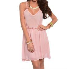 Bel Boulevard  - Pink Splendor Dress , $25.00 (http://belblvd.com/pink-splendor-dress/)