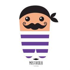 Piraat, kinderfeestje Alies Design verkrijgbaar bij #kaartje2go voor €1,79