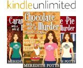 Chocolate With A Side Of Murder (Daley Buzz Cozy Mystery Book 1) eBook: Meredith Potts: Amazon.co.uk: Kindle Store