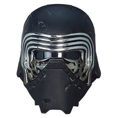 Star Wars E7 Kylo Ren Voice Changer Helmet---I would want this if I were a boy!!
