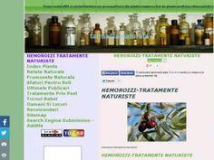 hemoroizi tratamente naturiste Tabu, Natural Treatments, Herbal Medicine, Herbalism, Remedies, Conditioner, Home Remedies, Natural Remedies, Medicinal Plants