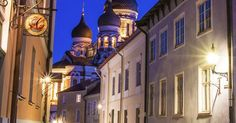 I took this night shot of the St Alexander Nevsky Cathedral when out for a wee walk around historic Tallinn ( Old Town ) during my wee Estonia & Finland Trip September 2017 .............. UNESCO World Heritage Site ........... All Rights Reserved Copyright davemacnoodles59 https://www.pinterest.com/materjal/pins/