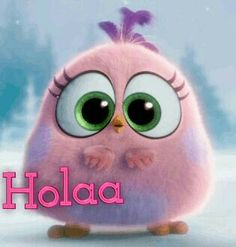 The perfect AngryBird Hola HolaAmigos Animated GIF for your conversation. Discover and Share the best GIFs on Tenor. Morning Images, Good Morning Quotes, Gif Animé, Animated Gif, Spanish Quotes, Cartoon Wallpaper, Cute Cartoon, Cute Wallpapers, Birthday Wishes