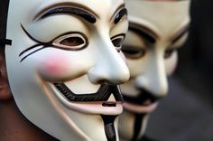 strikes again: Anonymous hacks Israeli websites Guy Fawkes, Multiplication For Kids, Strikes Again, Security Service, Site Internet, Anonymous, Prison, Halloween Face Makeup, Hacks