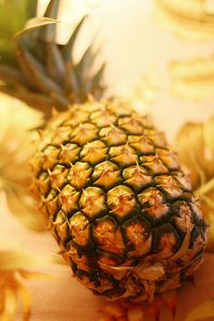 Maui Pineapples are sweet, golden, and juicy!