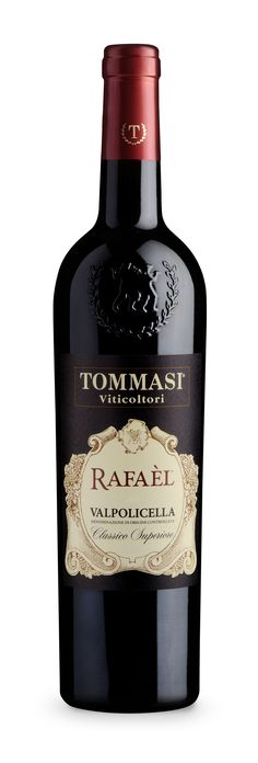 Rafael Valpolicella Classico Superiore - Tommasi - www.saporiatavola.it