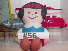 Nancy Doll 6.5 inch Knickerbocker 1973 soft stuffed cloth Nancy doll Unite Feature Syndicate Ernie Bushmiller Nanccy Ritz vintage doll toy by VigorouslyVintage on Etsy