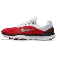 buy online 835b9 53897 Ohio State Buckeyes Nike Free Trainer V7 Week Zero Shoes - Scarlet/Gray