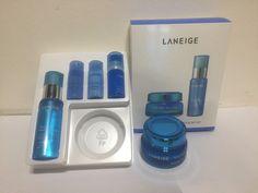 LANEIGE Water Bank Special Kit_ARITAUM VIP(Cream,Mist,Essence,Skin,Lotion)5ITEMS #LANEIGE