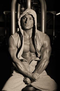 by TeeJott on DeviantArt Male Fitness Models, Female Fitness, Fitness Studio, Male Physique, Nice Body, Hot Guys, Hot Men, Fit Women, Deviantart
