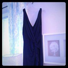 Formal dress Dark purple(eggplant) dress. Very flattering. Ralph Lauren Dresses
