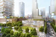 Schuylkill yards moves forward - great for Univ City!