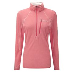 An ideal companion for the trail or travel, this superlight pullover is made from a thin microfleece fabric that packs into its own chest pocket. Women's Pro Lite Half-Zip Pullover | National Geographic Store