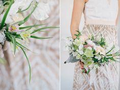 Romantic Spring Wedding Flowers from Sarah Winward