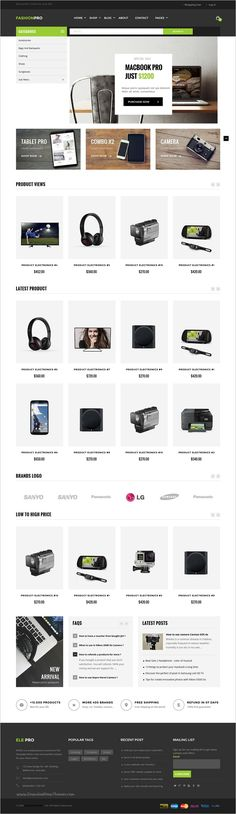 ePro is beautifully design multipurpose #Drupal 8 theme for #electronics shop website with #webdev 10+ unique homepage layouts download now➩ https://themeforest.net/item/epro-multipurpose-commerce-drupal-8-theme/18531882?ref=Datasata