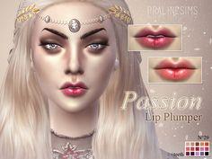 Pralinesims' Passion Lip Plumper | N29 +Teeth