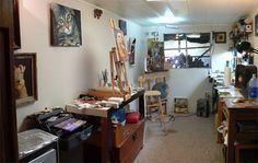 Art Studio: Gail Williams   Estudios De Artistas, Estudios De Arte y Estudios