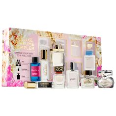 Sephora Favorites Deluxe Perfume Sampler - GoGetGlam - 1