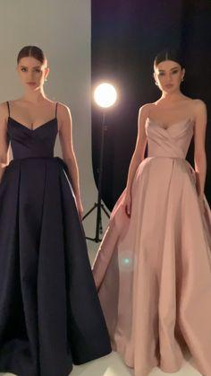 Pretty Quinceanera Dresses, Pretty Prom Dresses, Ball Dresses, Simple Dresses, Cute Dresses, Beautiful Dresses, Evening Dresses, Feminine Dress, Classy Dress