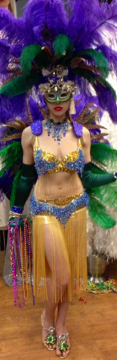 Mardi Gras 2016 Costume Masquerade, 01/03-02/09 Mardi Gras New Orleans, Mardi…