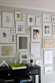 future home inspiration #gallerywall