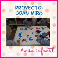 Discover recipes, home ideas, style inspiration and other ideas to try. Famous Abstract Artists, Famous Artists For Kids, Kandinsky, Joan Miro Pinturas, Joan Miro Paintings, Spanish Art, Principles Of Art, Elements Of Art, Preschool Art