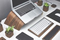 Grovemade Wooden Desk Laptop Stand 2015 • Selectism 940d11f307